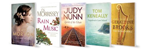 booktopia australian authors books australian authors