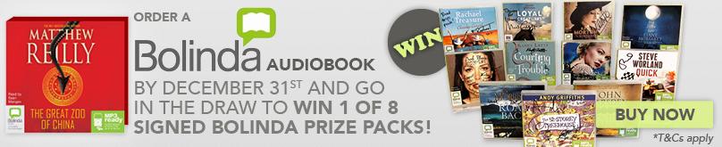 Bolinda Audio Book Showcase