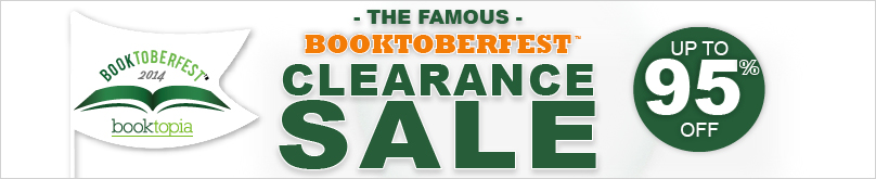 Booktoberfest Clearance Sale