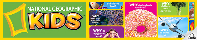 National Geographic Kids Everything