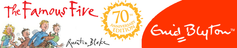 The Famous Five 70th Anniversary Editions