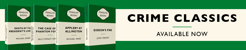 The Green Popular Penguin Crime Classics