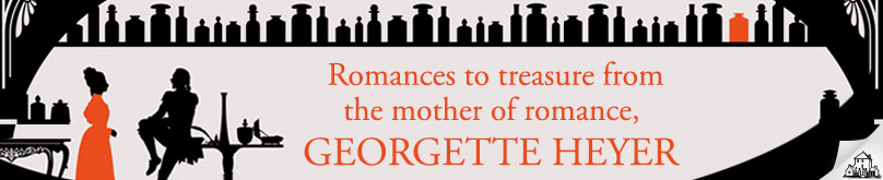 Great Historical Romance From Georgette Heyer