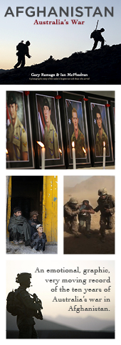 Afghanistan : Australia's War