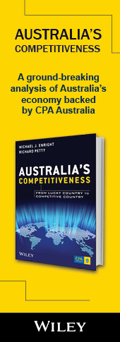 Australia's Competitiveness