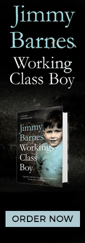 Jimmy Barnes' Working Class Boy