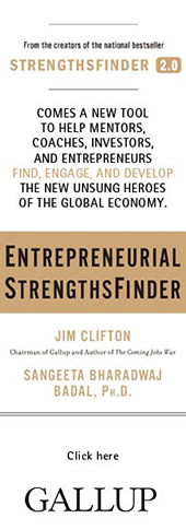 Entrepreneurial Strengths Finder