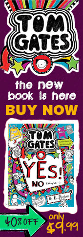 Tom Gates Book 8