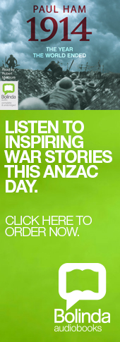 ANZAC showcase