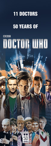The Doctor Who 50th Anniversary Collection