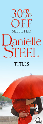 30% off Danielle Steel 