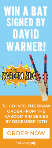 The Kaboom Kid Competition