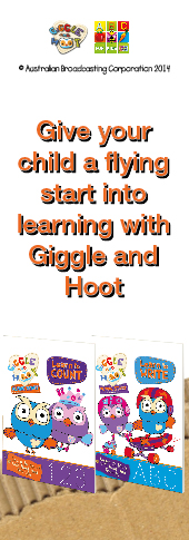 Giggle and Hoot Flying Start