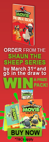 Shaun the Sheep Competition