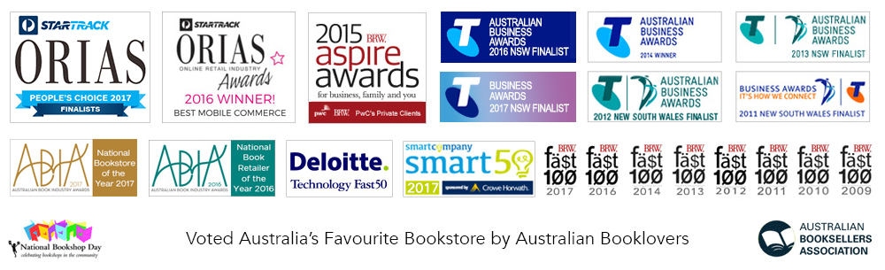 Top 50 favourite australian authors of 2018 the booktopian stay connected fandeluxe Choice Image