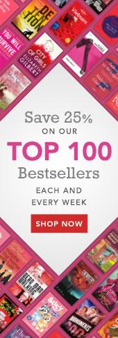25% off top 100 Bestsellers